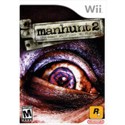 Manhunt 2 Wii Nintendo used video game for sale online made by Rockstar the creators of GTA.