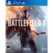 Battlefield 1 Playstation 4 PS4 used video game for sale online.