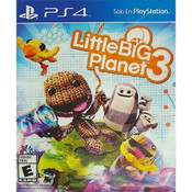 Little Big Planet 3 Playstation 4 PS4 used video game for sale online.