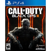 Call of Duty Black Ops III Playstation 4 PS4 used video game for sale online.