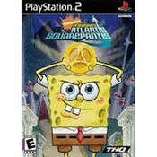 Spongebob's Atlantis Squarepants Playstation 2 PS2 used video game for sale online.