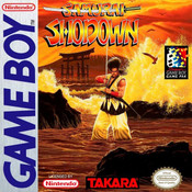 Samurai Shodown GameBoy original Nintendo Game for sale online.