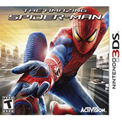 Amazing Spider-Man Nintendo 3DS Nintendo Used Video Game for sale online.