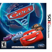 Cars 2 Disney's Pixar Nintendo 3DS Nintendo Used Video Game for sale online.
