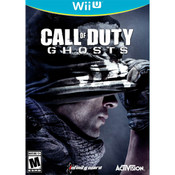 Call of Duty Ghosts Wii U Nintendo original video game game used for sale online.