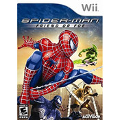 Spider-Man Friend or Foe Wii Nintendo used video game for sale online.