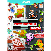 NES Remix Pack Wii U Nintendo original video game game used for sale online.