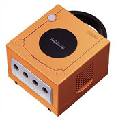 GameCube Orange Spice Console only