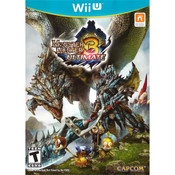 Monster Hunter 3 Ultimate Wii U Nintendo original video game game used for sale online.