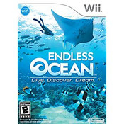 Endless Ocean - Wii Game