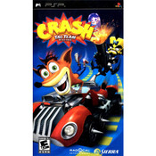 Crash Tag Team Racing Sony PSP Used Video Game For Sale Online.