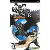 Monster Hunter Freedom PSP Used Video Game For Sale Online.