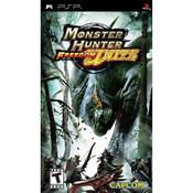 Monster Hunter Freedom Unite PSP Used Video Game For Sale Online.
