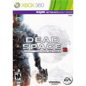 Dead Space 3 Limited Edition Microsoft Xbox 360 used video game for sale online.
