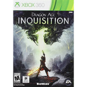Dragon Age Inquisition Microsoft Xbox 360 used video game for sale online.