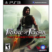Prince of Persia Forgotten Sands Playstation 3 PS3 Used Video Game For Sale Online.