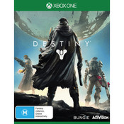 Destiny Microsoft Xbox One used video game for sale online.