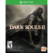 Dark Souls II Scholars of the First Sin Microsoft Xbox One used video game for sale online.