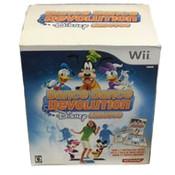 Dance Dance Revolution Disney Grooves Wii Nintendo Bundle