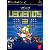 Taito Legends 2 Playstation 2 PS2 used video game for sale online.