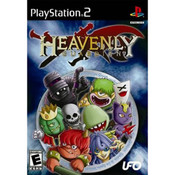 Heavenly Guardian Playstation 2 PS2 used video game for sale online.