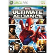 Marvel Ultimate Alliance 2 Xbox 360 used video game for sale online.