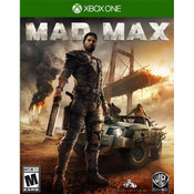 Mad Max Microsoft Xbox One used video game for sale online.