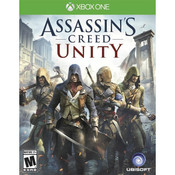Assassin's Creed Unity Microsoft Xbox One used video game for sale online.