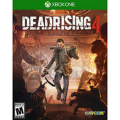 Dead Rising 4 Microsoft Xbox One used video game for sale online.