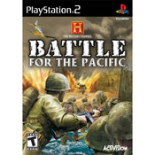 Battle for the Pacific Playstation 2 PS2 used video game for sale online.