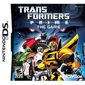 Transformers Prime Nintendo DS Used Video Game For Sale Online.