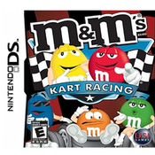 M&M's Kart Racing Nintendo DS Used Video Game For Sale Online.