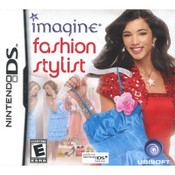 Imagine Fashion Stylist Nintendo DS Used Video Game For Sale Online.