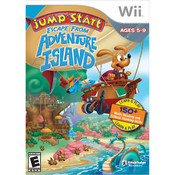 Jump Start Escape from Adventure Island Wii Nintendo used video game for sale online.