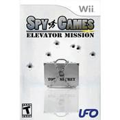 Spy Games Elevator Mission Wii Nintendo used video game for sale online.