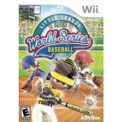 Little League World Series Baseball 2009 Wii Nintendo used video game for sale online.