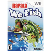 Rapala We Fish Nintendo Wii Game Used Video Game For Sale Online.