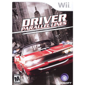 Driver Parallel Lines Nintendo Wii Game Used Video Game For Sale Online.