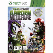 Plants vs Zombies Garden Warfare - Xbox 360 Game