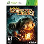 Cabela's Dangerous Hunts 2011 - Xbox 360