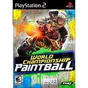 World Championship Paintball Video Game for Sony PlayStation 2