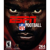 ESPN NFL Football Video Game for Sony PlayStation 2
