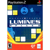 Lumies Plus Video Game for Sony PlayStation 2
