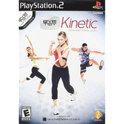 Kinetic Eye Toy Video Game for Sony PlayStation 2