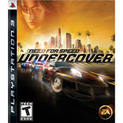 Need for Speed Undercover Video Game for Sony PlayStation 3