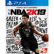 NBA 2K19 Video Game for Sony PlayStation 4