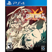 Guilty Gear Xrd Revelator Video Game for Sony PlayStation 4