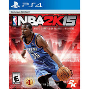 NBA 2K15 Video Game for Sony PlayStation 4