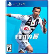 FIFA 19 Video Game for Sony PlayStation 4