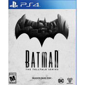 Batman The Telltale Series Video Game for Sony PlayStation 4